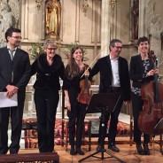 MUSICA Y CAVA SOLIDARIOS. Iglesia del Col.legi Sagrat Cor de sarriá. 22/12/2015